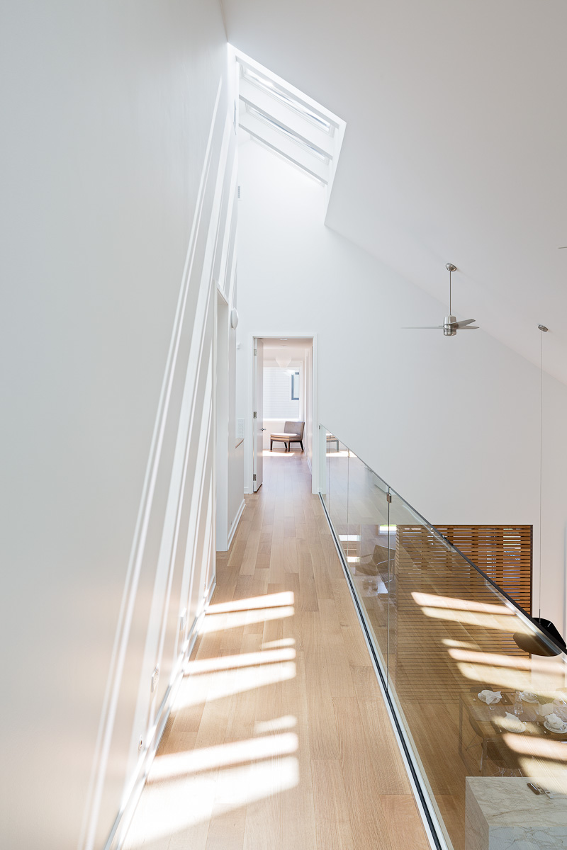 A Great Daylight Experience The First Active House In Canada