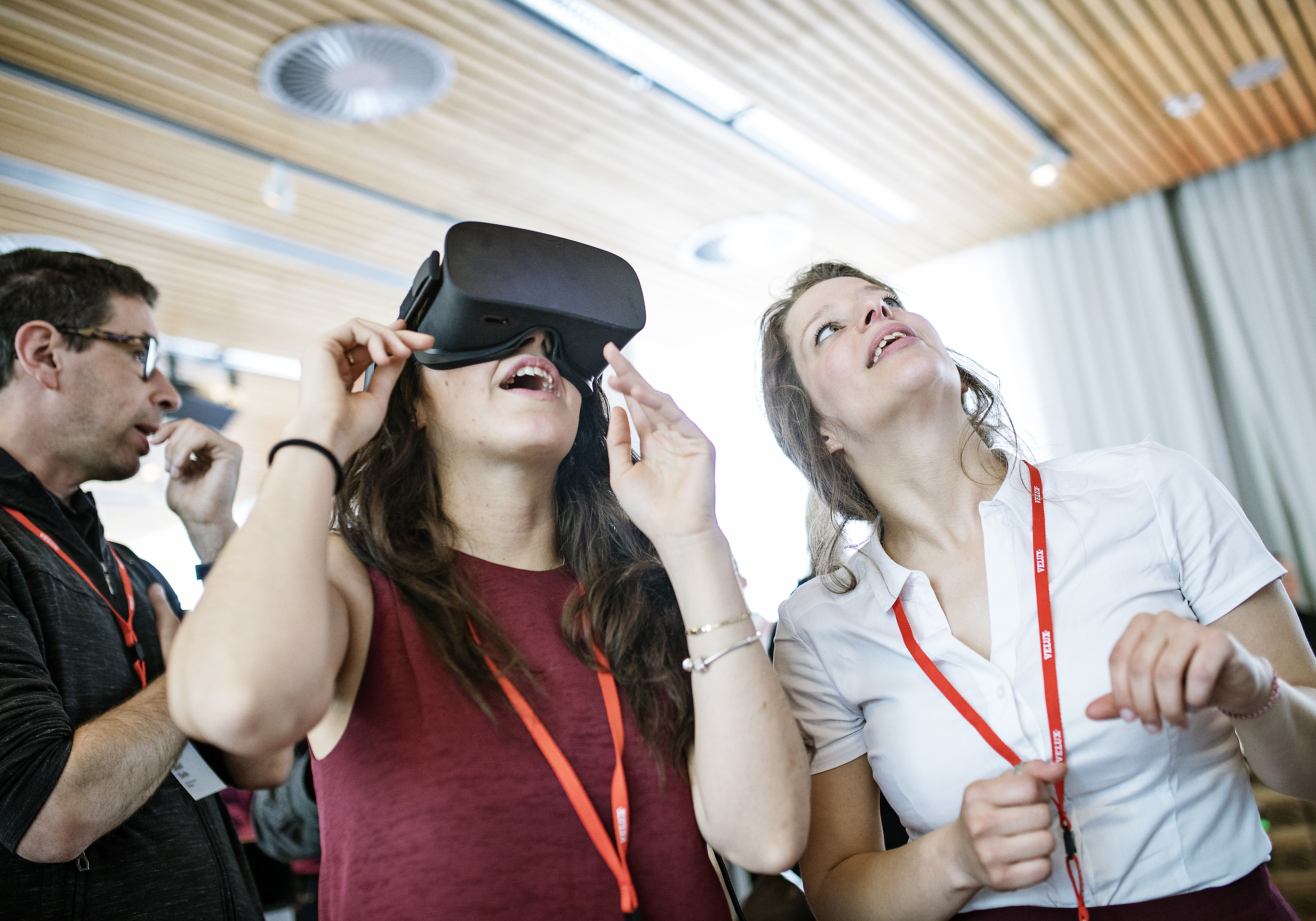VR / Virtual Reality at the 7th VELUX Symposium