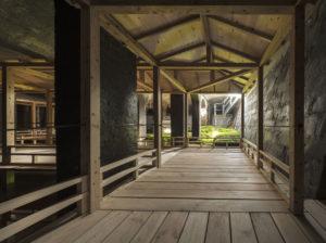 Cisternerne Pavilion. Picture by Jens Markus Lindhe