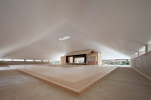 Naoshima Hall. Photo by Shigeo Ogawa